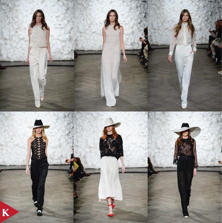 Berlin FashionWeek - FALL 2014 - WOMENSWEAR - Kaviar Gauche