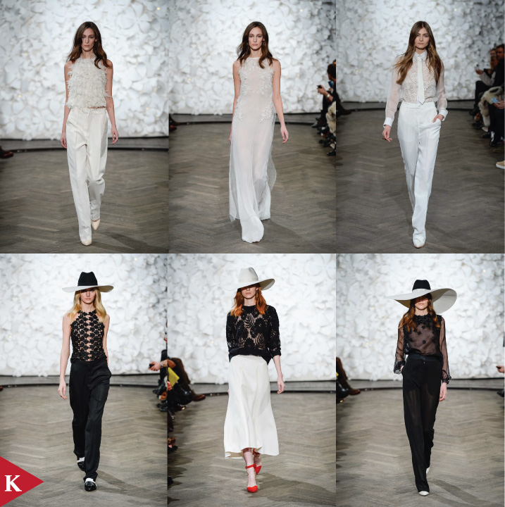 Berlin FashionWeek - FALL 2014 - WOMENSWEAR - Kaviar Gauche