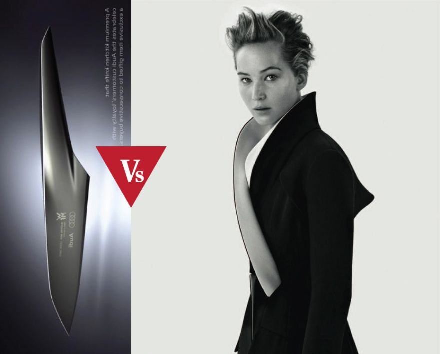 Design VsFashion - Black Knife ft. André Marsiglia- Mikael Jansson