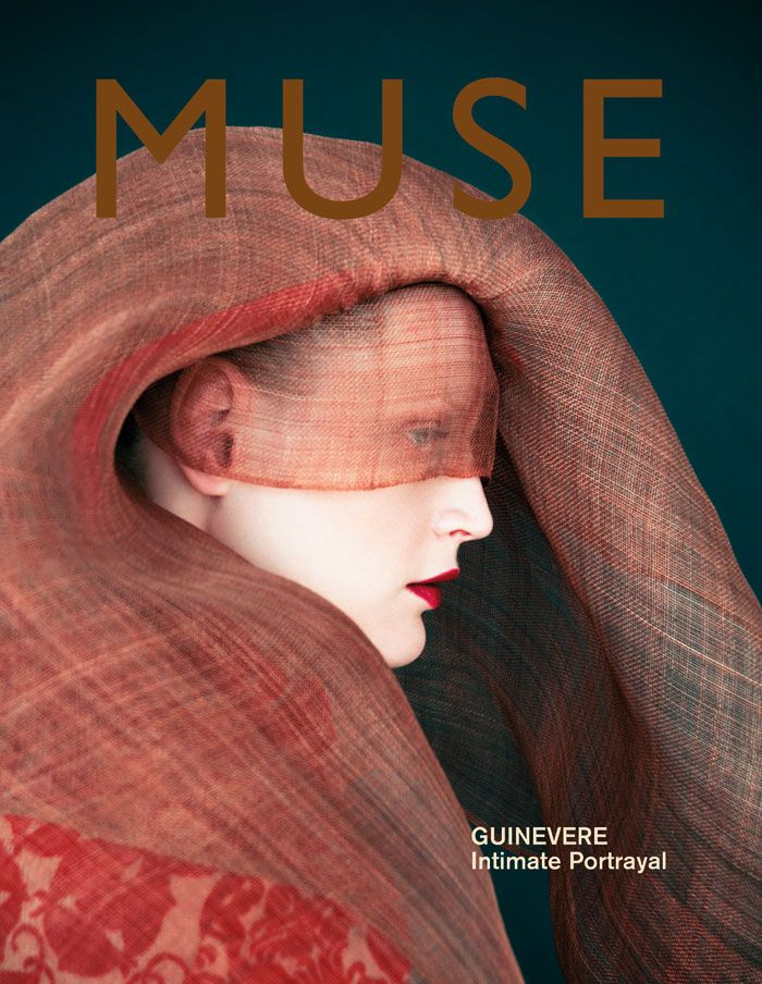 Guinevere Van Seenus for Muse Magazine March 2014 by Erik Madigan Heck