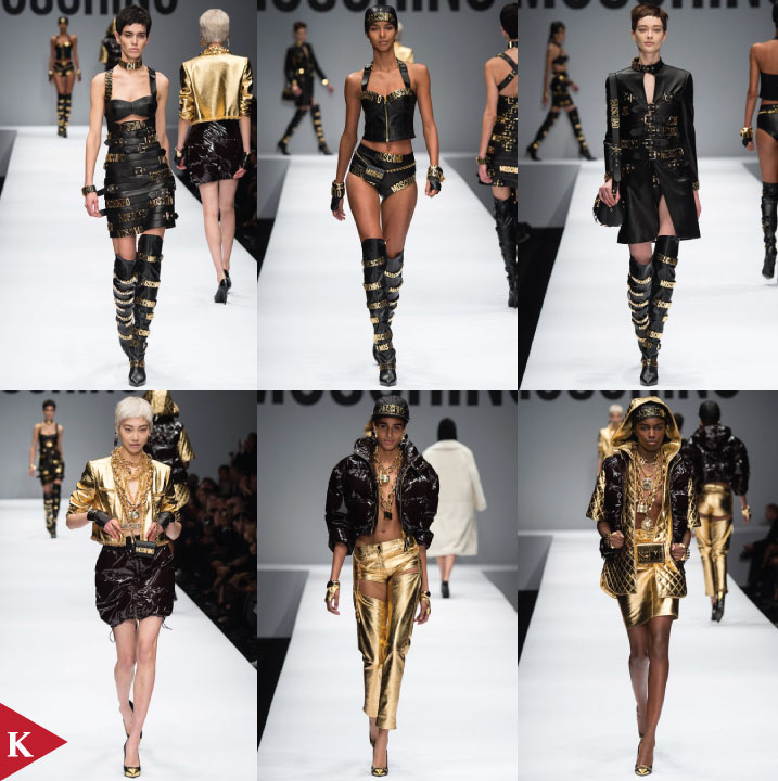 Milano FashionWeek - FALL 2014 READY-TO-WEAR - Moschino