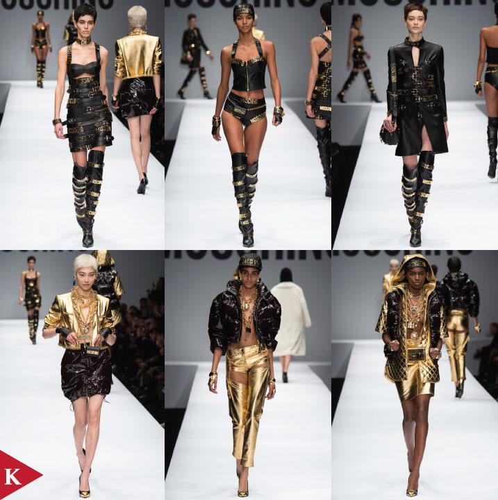 Milano FashionWeek - FALL 2014 READY-TO-WEAR - Moschino
