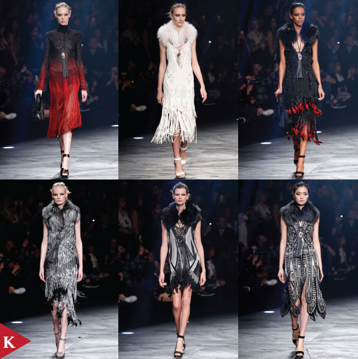 Milano FashionWeek - FALL 2014 READY-TO-WEAR - Roberto Cavalli
