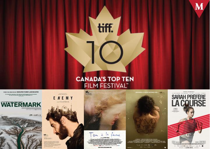 MONTRÉAL EVENT - 3 des 10 films à voir gratuitement au TIFF Canada Top Ten au Centre Phi