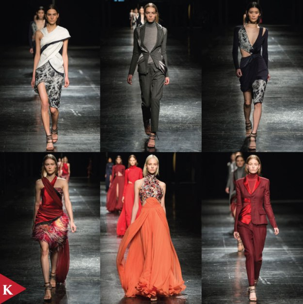 NewYork FashionWeek - FALL 2014 READY-TO-WEAR Prabal Gurung
