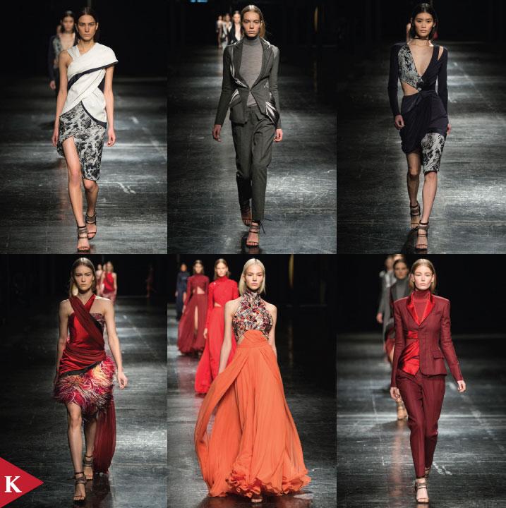 NewYork FashionWeek - FALL 2014 READY-TO-WEAR Prabal Gurung