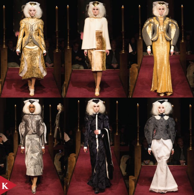 NewYork FashionWeek - FALL 2014 READY-TO-WEAR Thom Browne