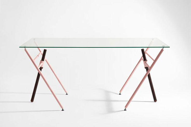 Trestle Table, 2014 Flip Sellin, Jochen Gringmuth