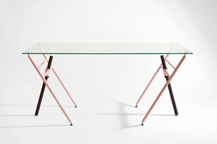 Trestle Table, 2014 Flip Sellin, Jochen Gringmuth