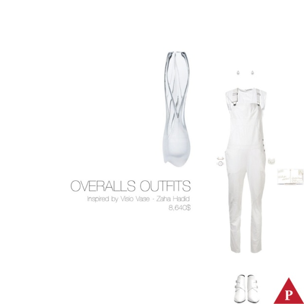 Calvin Klein Home Vases: 8,640$ Overalls #MostExpensiveOutfit Inspired By Visio