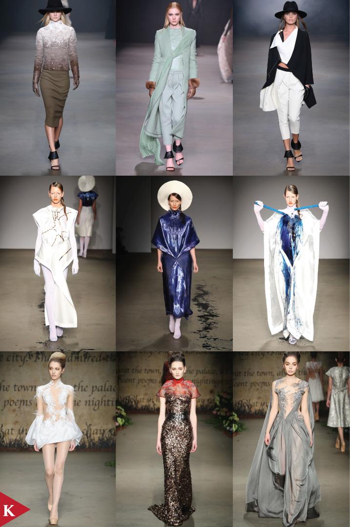 Amsterdam FashionWeek - FALL 2014 READY-TO-WEAR Tony Cohen-Jef Montes-Edwin Oudshoorn