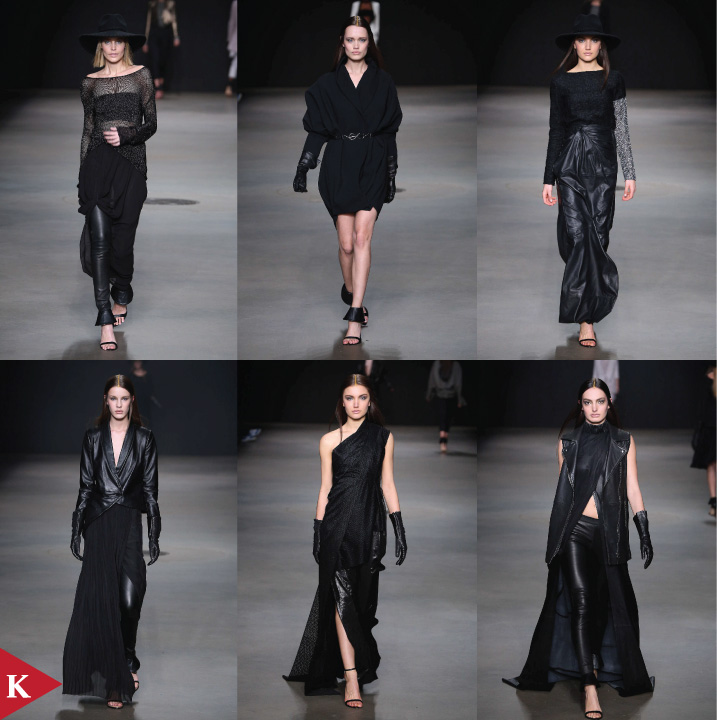 Amsterdam FashionWeek - FALL 2014 READY-TO-WEAR Tony Cohen