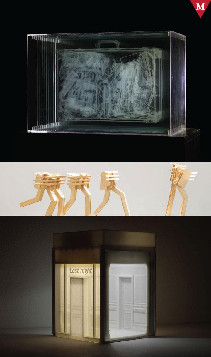 MONTRÉAL EVENT-Art Mur-David Spriggs-Melvin Charney-Guillaume Lachapelle