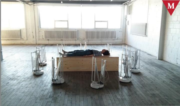 MONTRÉAL EVENT-PRÉSENTATION RÉSIDENCE - Swarming Emotional Pianos- by Erin Gee