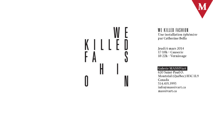 MONTRÉAL EVENT-WeKilledFashion