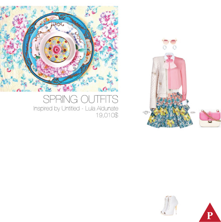 19,010$ Spring #MostExpensiveOutfit Inspired by Untitled, ca2014 – Lula Aldunate