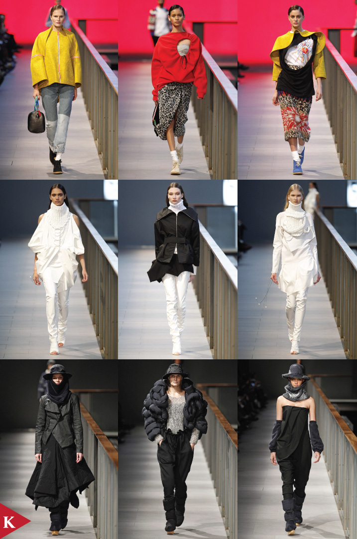 Barcelona FashionWeek - FALL 2014 READY-TO-WEAR Brain and Beast-Txell Miras-Myriam Ponsa