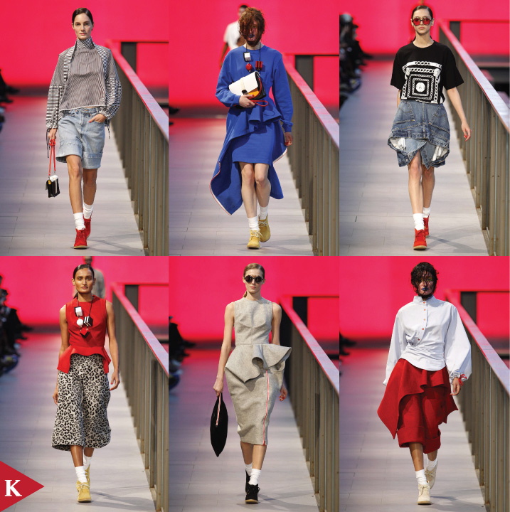 Barcelona FashionWeek - FALL 2014 READY-TO-WEAR Brain and Beast