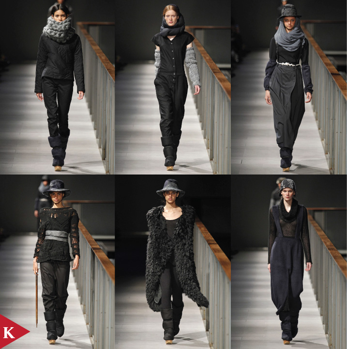 Barcelona FashionWeek - FALL 2014 READY-TO-WEAR Myriam Ponsa