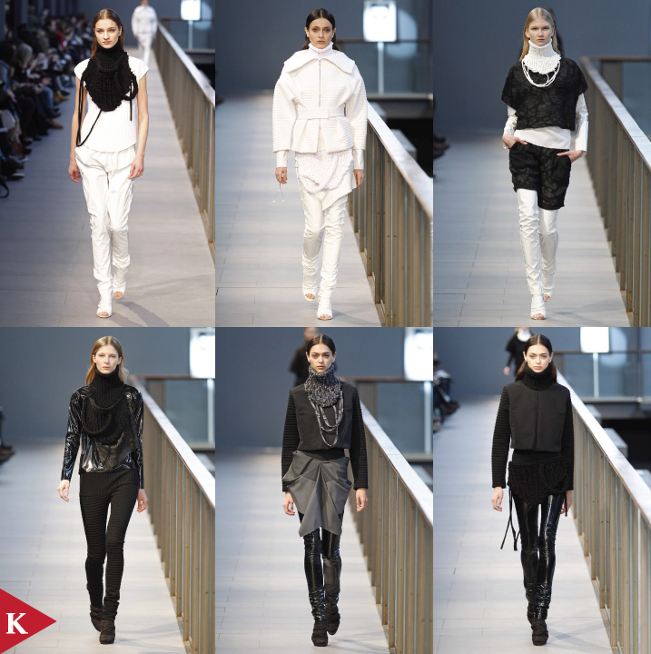 Barcelona FashionWeek - FALL 2014 READY-TO-WEAR Txell Miras