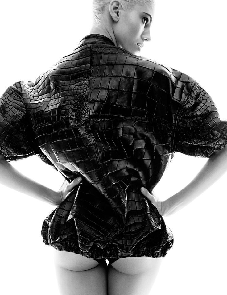 Devon Windsor - Dark Boom - Vogue Germany May 2014 Greg Kadel