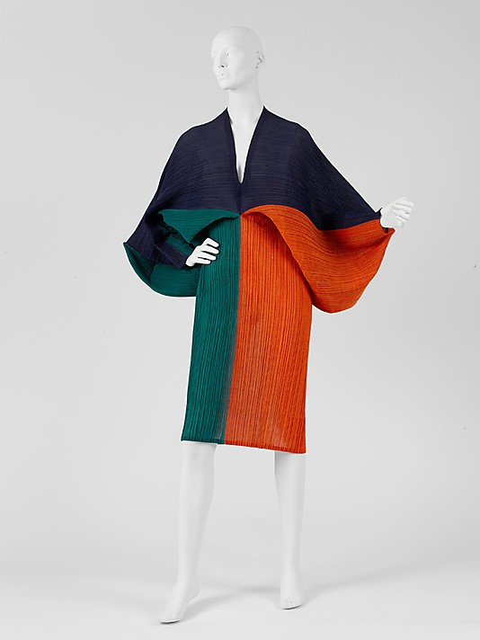 Dress,1991 by Issey Miyake (Japanese, born 1938)-DP114790