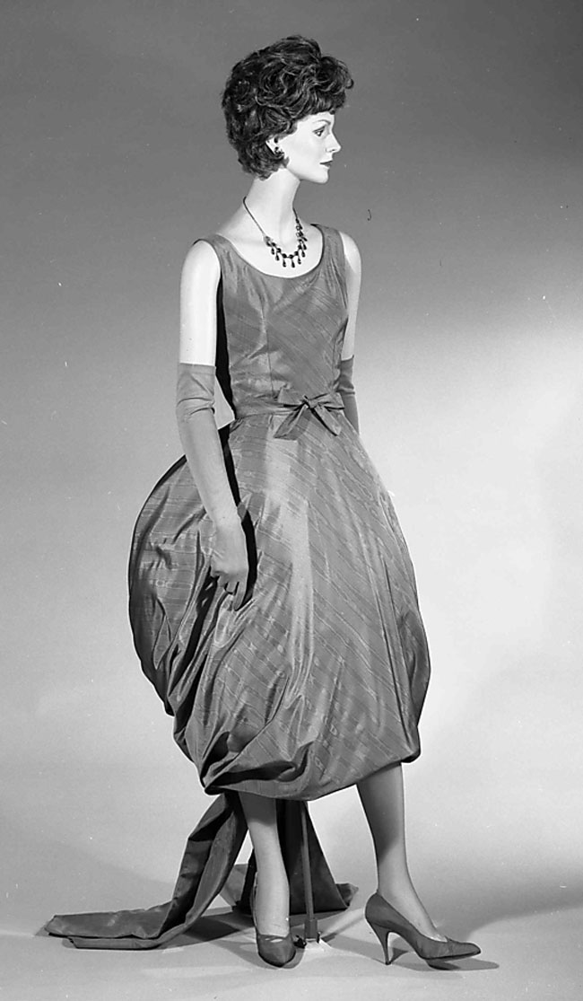 Evening ensemble 1956 House of Givenchy-0_1