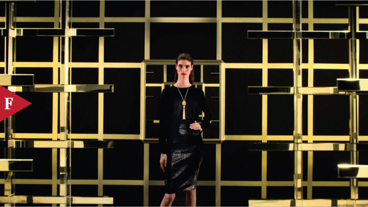 FashionFilm-Emprise - Louis Vuitton presents the Emprise Jewellery and Watch Collection