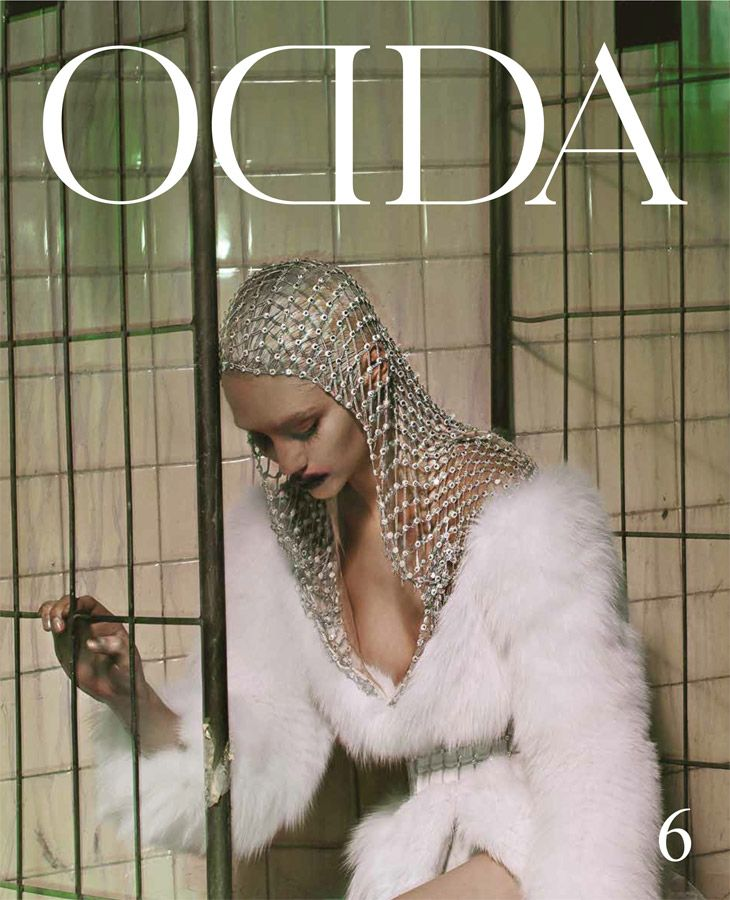 Lidia Judickaite by Robert Jaso for Odda Magazine April 2014