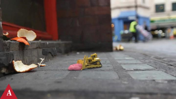 MondayAd-Urban World- Bulldozer