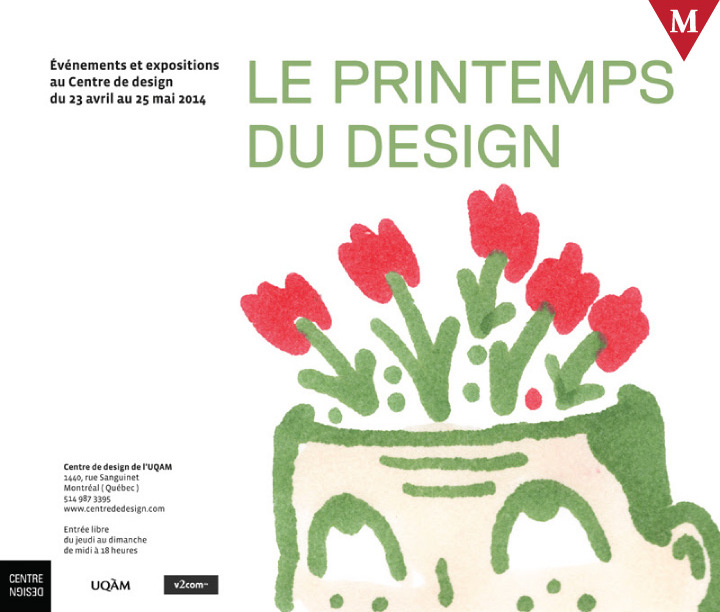 MONTRÉAL EVENT-printemps du design