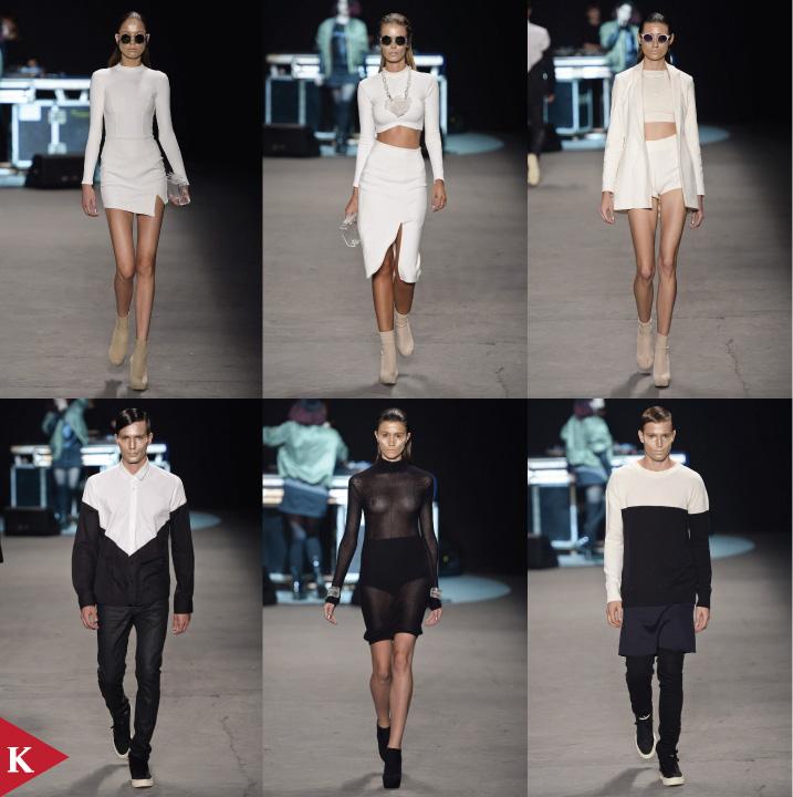 Rio de Janeiro - FashionWeek - FALL 2014 READY-TO-WEAR - Auslander