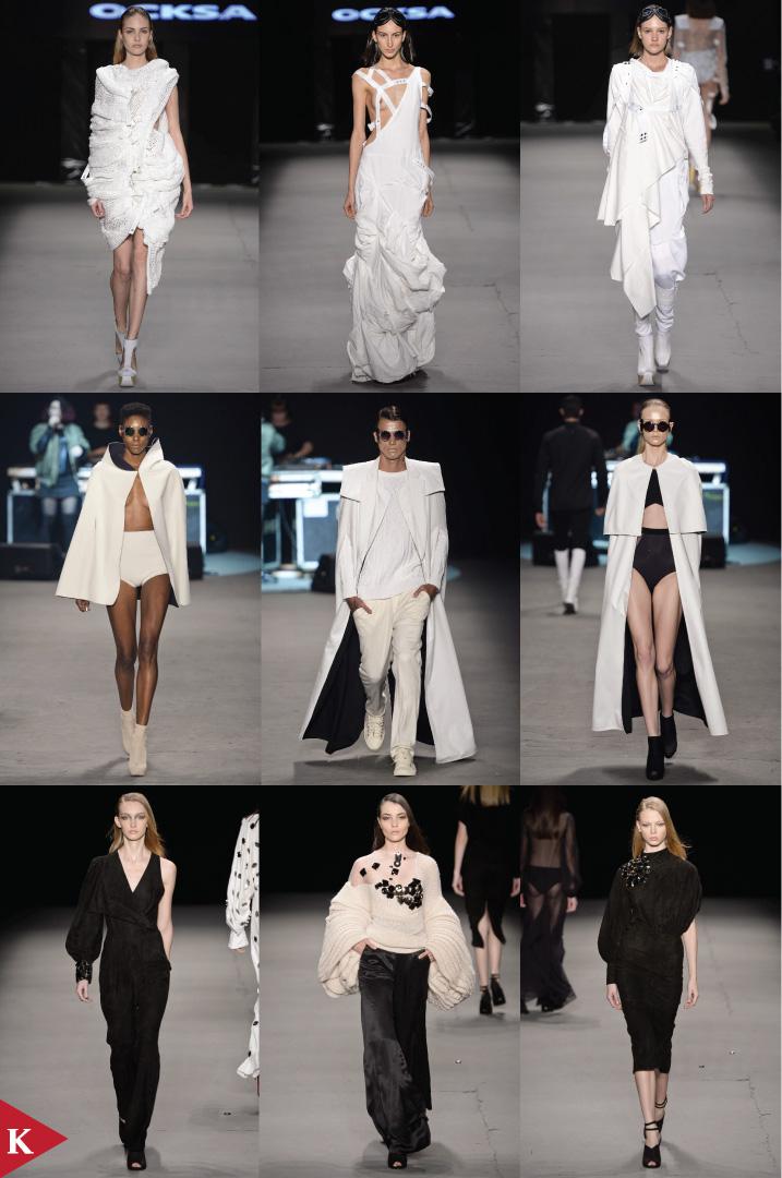 Rio de Janeiro - FashionWeek - FALL 2014 READY-TO-WEAR - Ocksa-Auslander-Filhas de Gaia