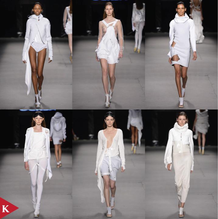 Rio de Janeiro - FashionWeek - FALL 2014 READY-TO-WEAR - Ocksa
