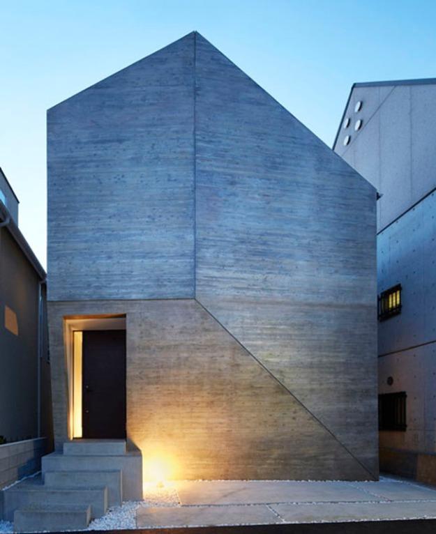 Shirokane House - Tokyo, Japan 2014 Kiyotoshi Mori, Natsuko Kawamura