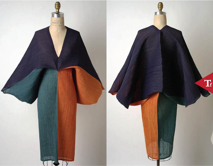 Issey Miyake Fashion Designer Biography