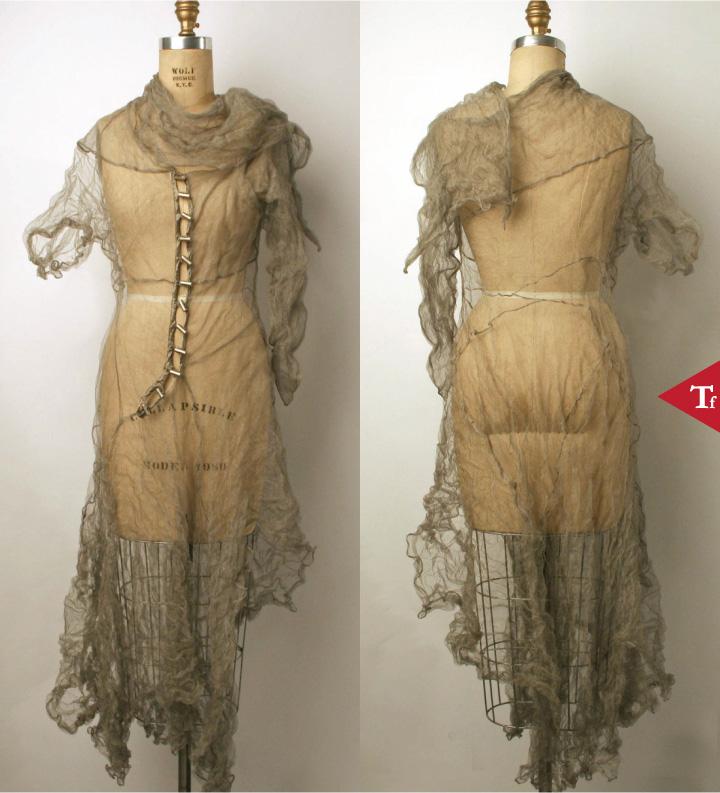 ThrowbackFashion-Dress- ca1966 Sebastian (British)