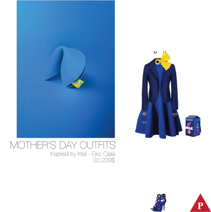20209$ Mother's Day #MostExpensiveOutfit Inspired by Intel 2014 – Eiko Ojala