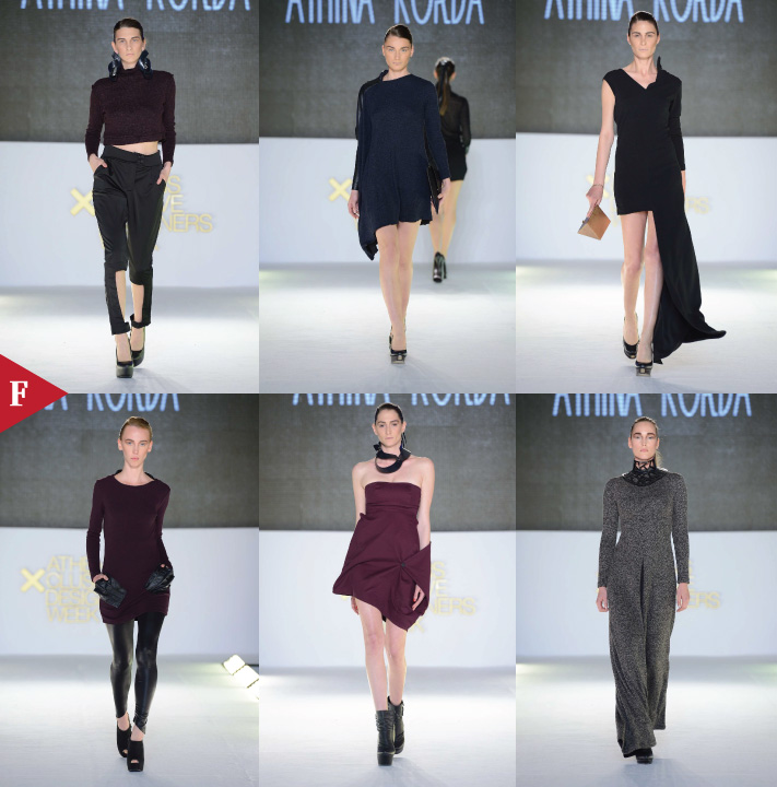 Athens-fashionweek-fall-2014-ready-to-wear-Athina Korda