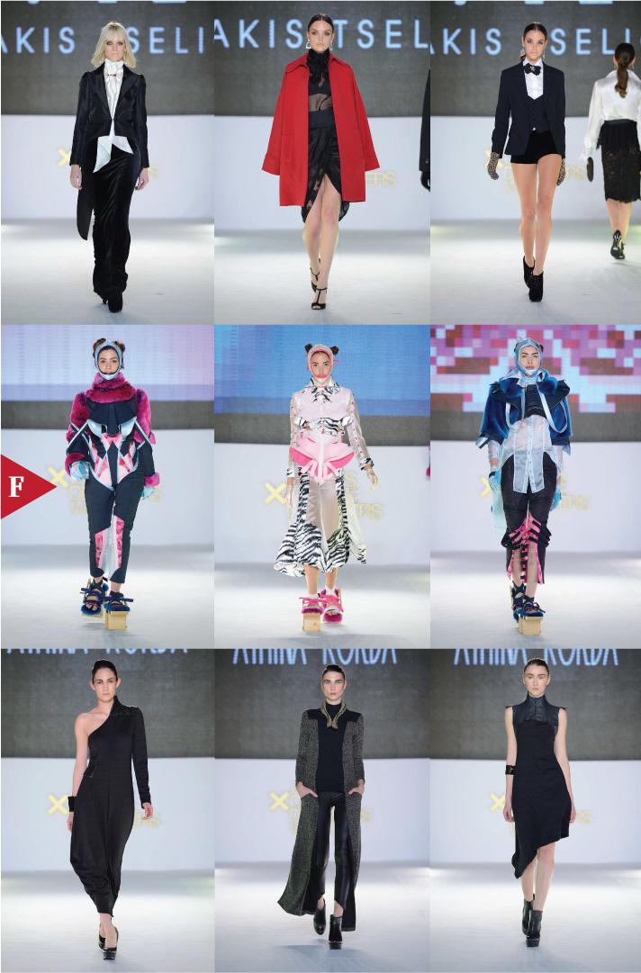 Athens-fashionweek-fall-2014-ready-to-wear-Makis Tselios-Nicolaos Tsironis-Athina Korda