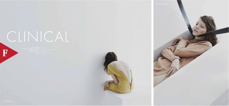 FashionPortFolio-Sophia Nilsson - Clinical - Blanc Magazine 2014 Nhu Xuan Hua