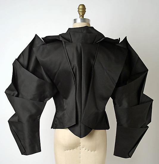 Jacket, 1991 Issey Miyake (Japanese, born 1938)-2005.323.10_B