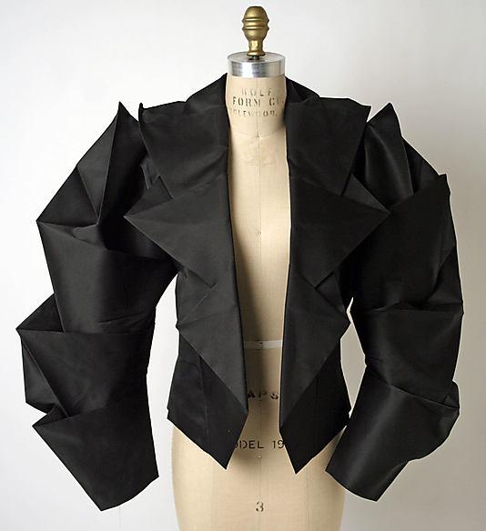 Jacket, 1991 Issey Miyake (Japanese, born 1938)-2005.323.10_F2