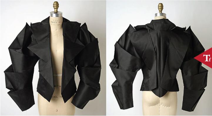 Jacket 1991 Issey Miyake (Japanese born 1938)