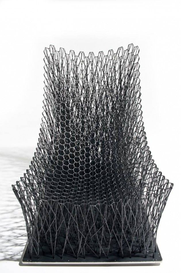 Luno Armchair, 2014 Il Hoon Roh