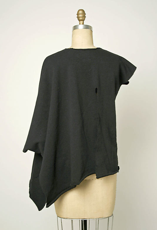 Shirt 1983 by Comme des Garçons (Japanese, founded 1969)-1995.209.4_B
