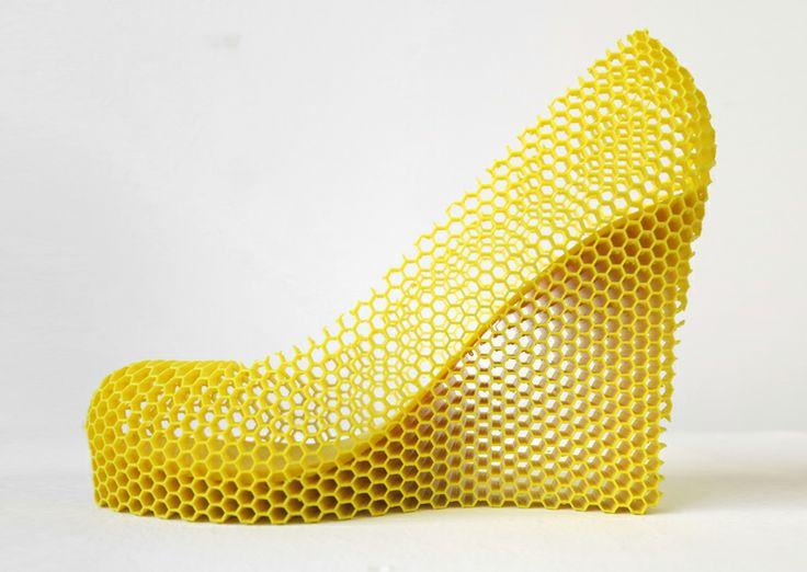 Shoe 1, 2013 Sebastian Errazuriz