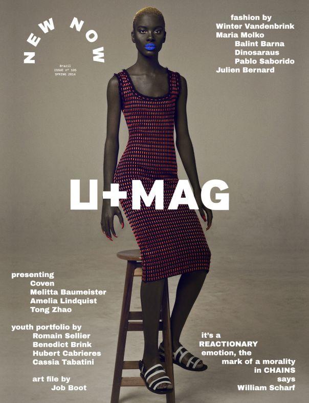 Thaíse Nascimento by Adriano Damas for U+Mag #105, 2014