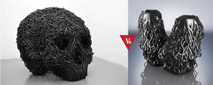 Vs Fashion-Art #VsFahion - Rat King ft. Paolo Grassino- Rem D Koolhaas- Iris van Herpen