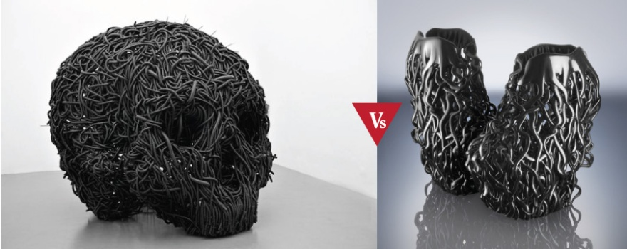 Vs Fashion-Art #VsFahion - Rat King ft. Paolo Grassino- Rem D Koolhaas- Iris van Herpen